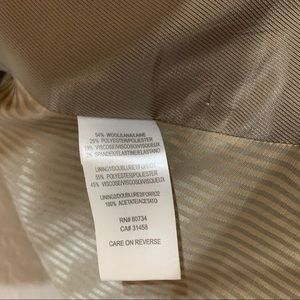 BCBGMaxAzria Jackets & Coats - BCBG Maxazria Martine Career Wear Blazer Brown